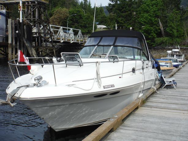 2000 340 Searay Sundancer