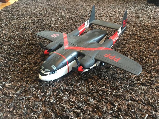 Disney Pixar Planes Fire and Rescue Cabbie Cargo Plane