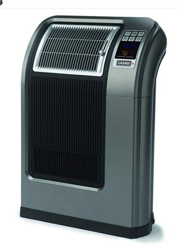 Lasko 1500 watt Ceramic Heater with remote control