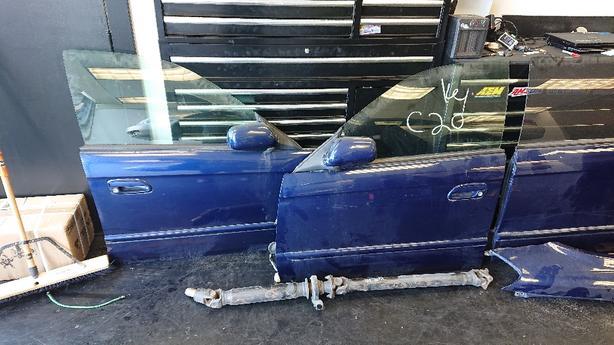 FREE: 2001 Subaru Legacy Doors