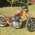1979 Yamaha XS650 Custom Chopper Bobber TRADE