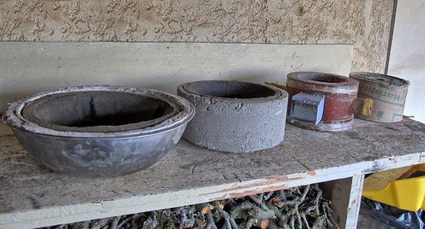  Log In needed $175 · Concrete casting molds