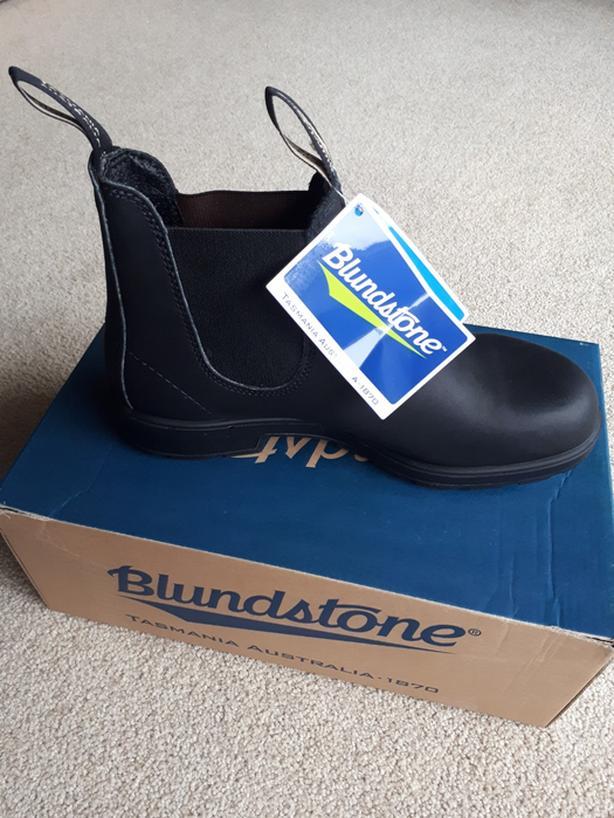 1e39b2335956c Blundstone Boots 510 - Black (AUS 7 = Canada MENS 8 WOMENS 10 ...