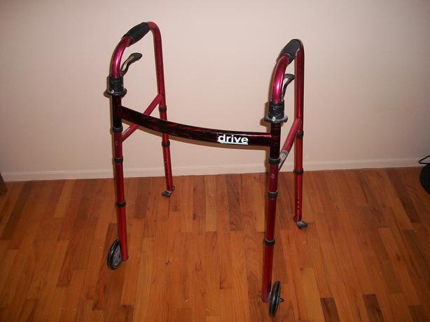 2 Wheeled Medical Walker