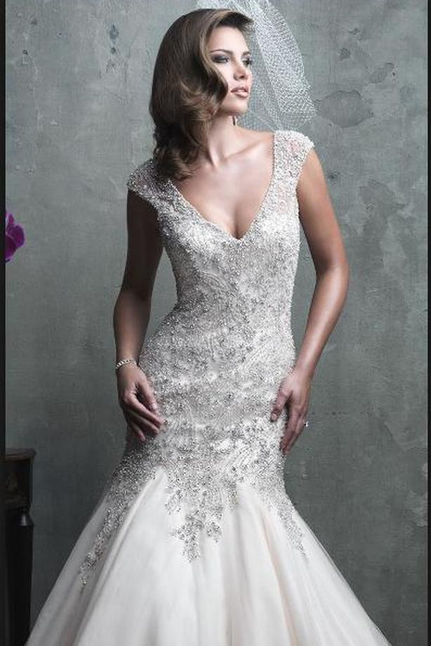 Allure Bridals Couture C310