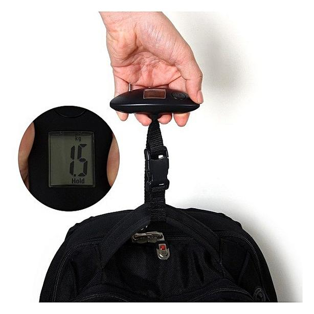 Digital Travel Luggage Weight Scale (40kg max)
