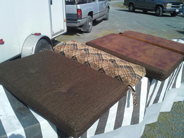 FREE! RV DINER CUSHION SET