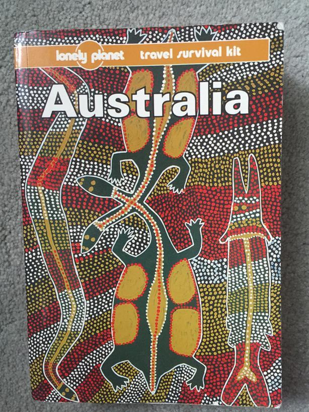 Australia travel guide book