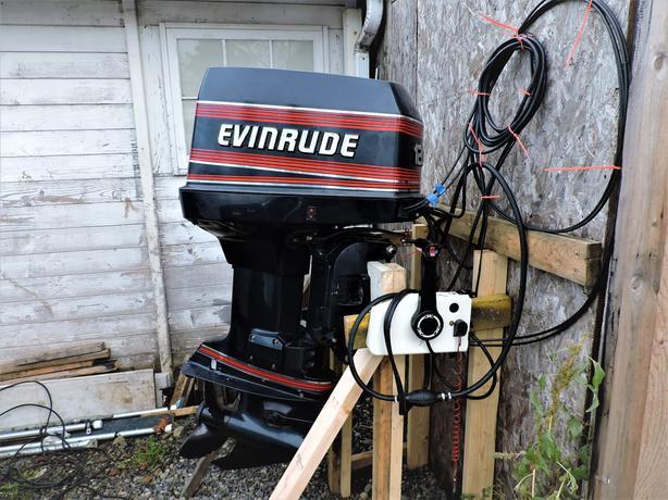 Evinrude 140 horse