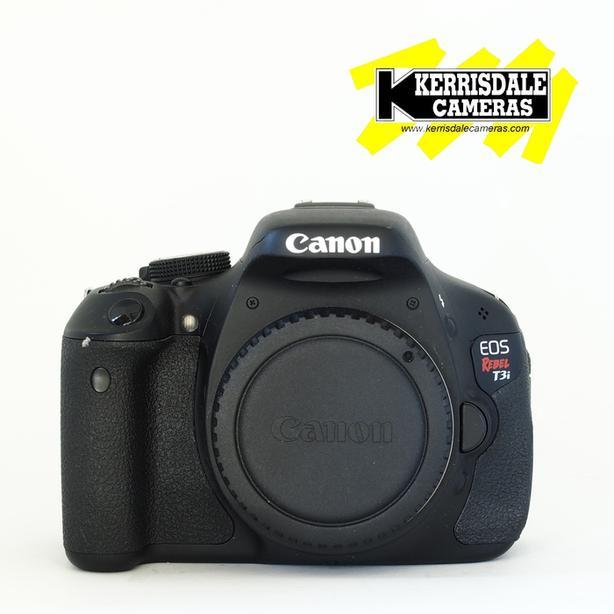 Canon T3i-18 Megapixel