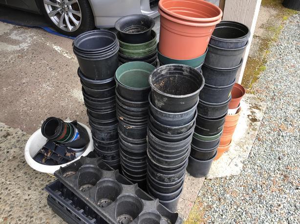 FREE. Garden Pots
