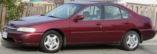 ***REDUCED*** 2000 Nissan Altima GXE South Nanaimo ...