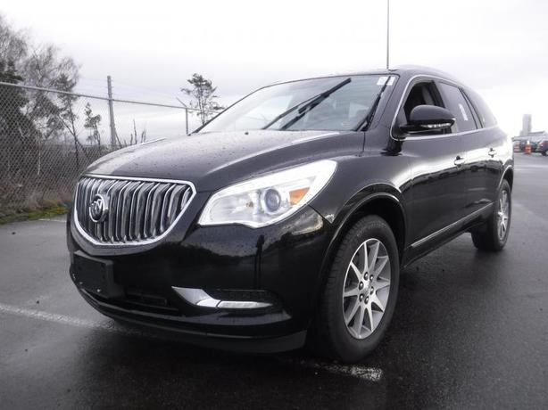 2017 Buick Enclave Leather AWD 3rd row seating