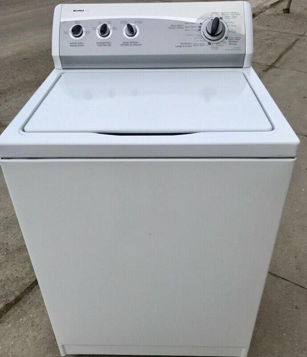 Kenmore 600 Series Heavy-duty Washer