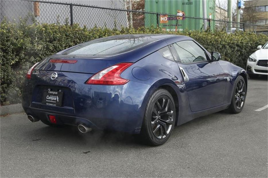 Nissan Campbell River >> 2016 Nissan 370Z | Coupe | Manual | RWD Victoria City, Victoria