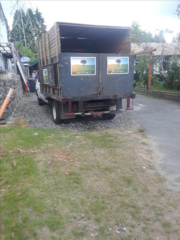Rubbish Junk Arborist REmoval Truck For sale 1984 Chevy 3500 DUMP DIESEL