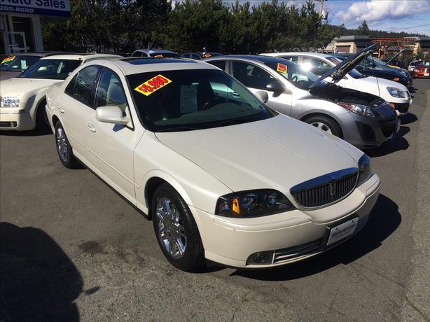 2005 Lincoln LS Clean Local Car  Williams Colwood 778 265 86898