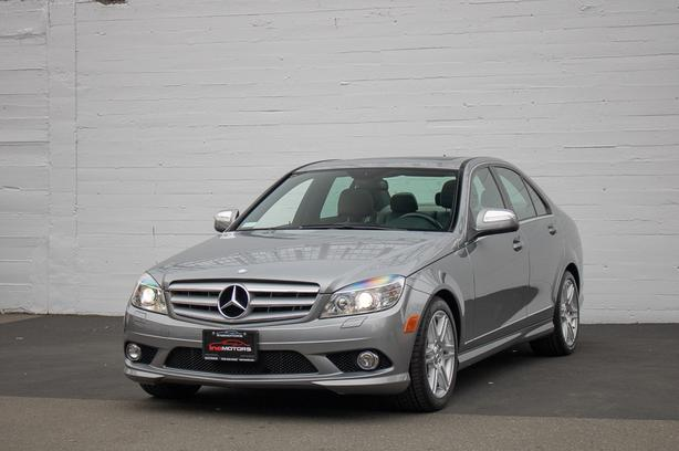 2008 Mercedes-Benz C350 4matic - ON SALE! - LOCAL BC SEDAN!