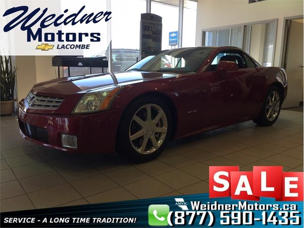 2008 Cadillac XLR *Convertible, Leather*