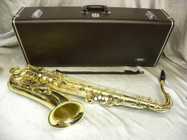 #I-13625 Yamaha Tenor Saxophone