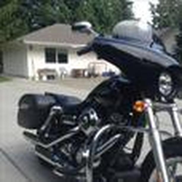 2012 Harley Davidson Dyna Super Glide Custom North Saanich