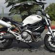 2009 DUCATI MONSTER 696  / 9,900KM