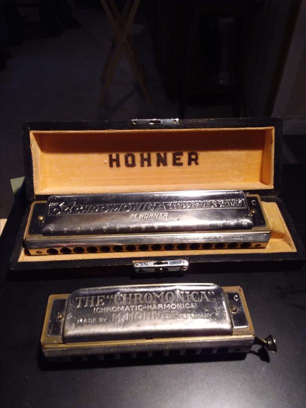Hohner Chromonica's