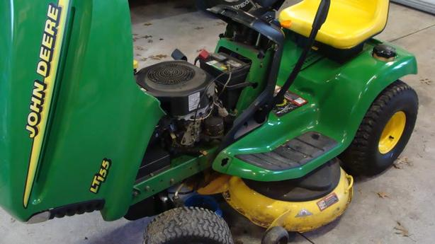Ride-On Lawn Mower Repair and Tune-Ups