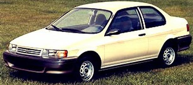Toyota Tercel Coupe Wanted