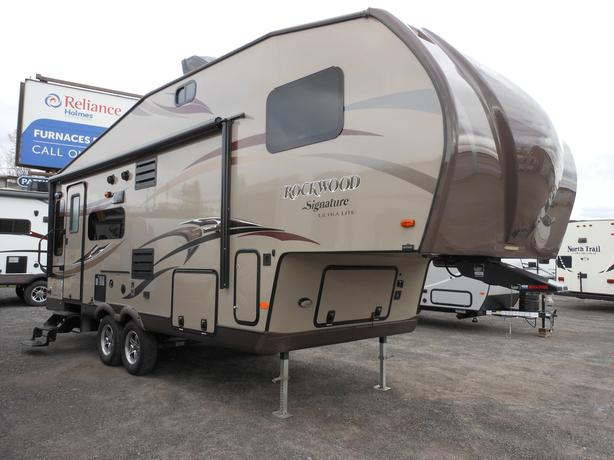 2014 Rockwood 8244WS Fifth Wheel