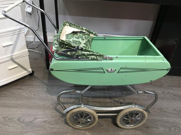 Childs Vintage Doll Stroller Sale Trade Outside Nanaimo