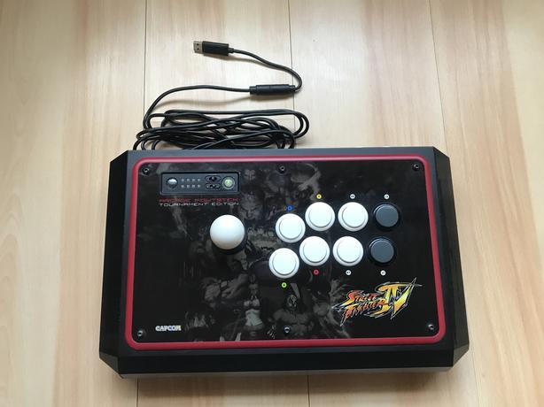 street fighter 2 arcade stick