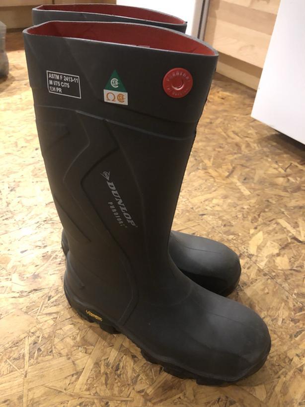 Dunlop Purofort Boots SZ 11