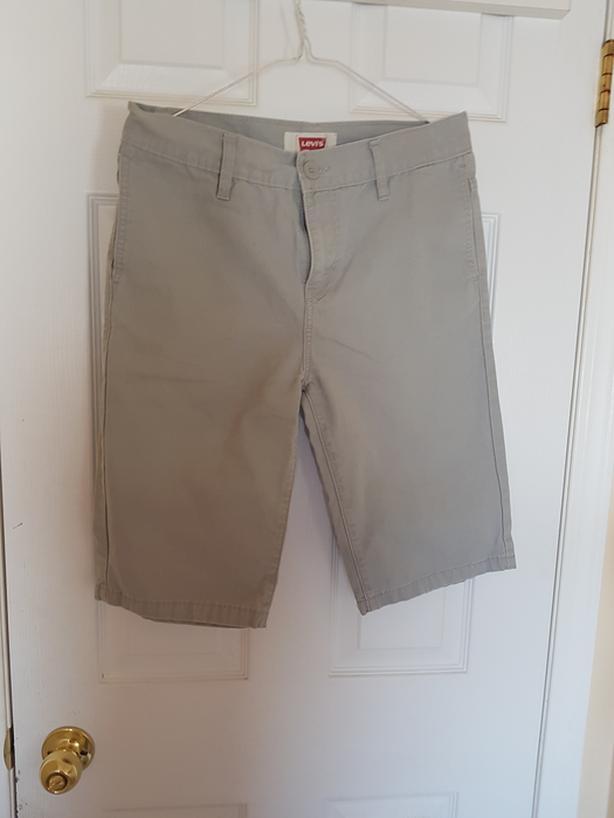 Boy's Levis Shorts (Size 18 Regular)