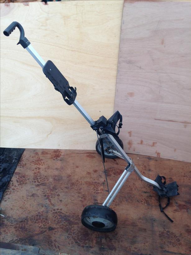 Trolley Caddy Cart Aluminium