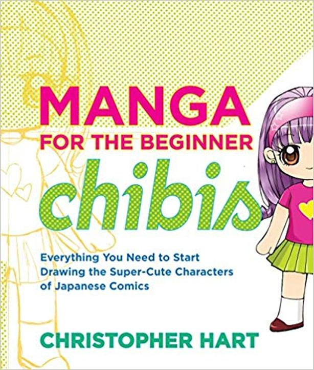 Manga for the Beginner Chibis $15