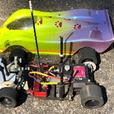 VINTAGE Team Associated RC 12 remote control car - 30 yrs old!