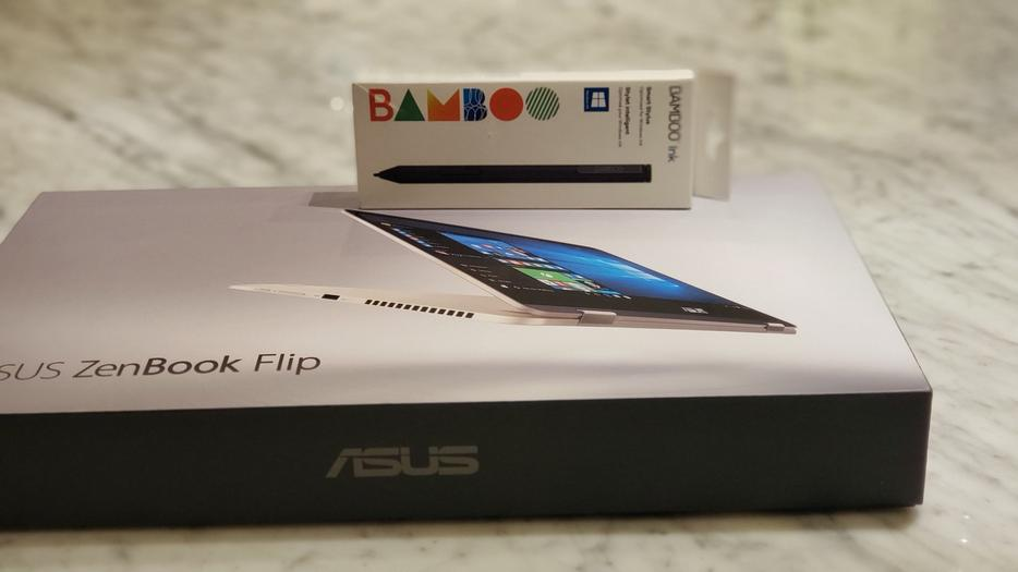 Asus zenbook flip 14 almost new trade with surface pro North