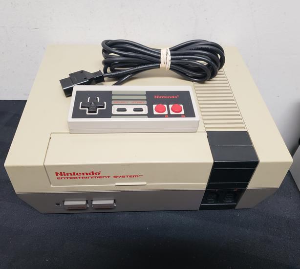 Original Nintendo NES Console