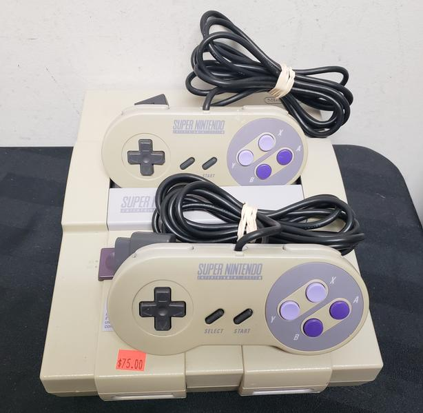 Super Nintendo Console Bundle **MONDAY SPECIAL**