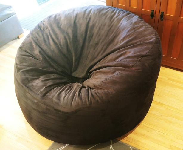 Terrific Log In Needed 100 Sumo Sultan Black Micro Suede Foam Filled Bean Bag Chair Couch Bralicious Painted Fabric Chair Ideas Braliciousco