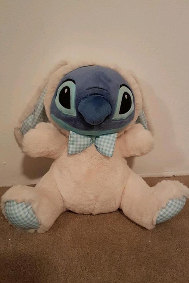 Lilo & Stitch Easter Bunny plush