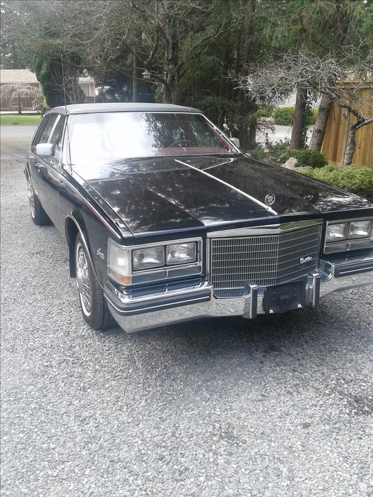 Central Houston Cadillac >> 1985 CADILLAC Seville North Nanaimo, Parksville Qualicum Beach