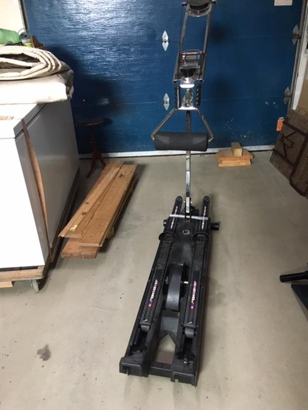 exercise skiing machine