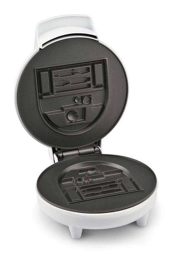 Star Wars R2-D2 Waffle or grill sandwich Maker