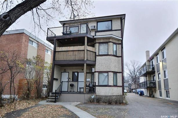 2147 Rae Street- Triplex for sale in Regina!