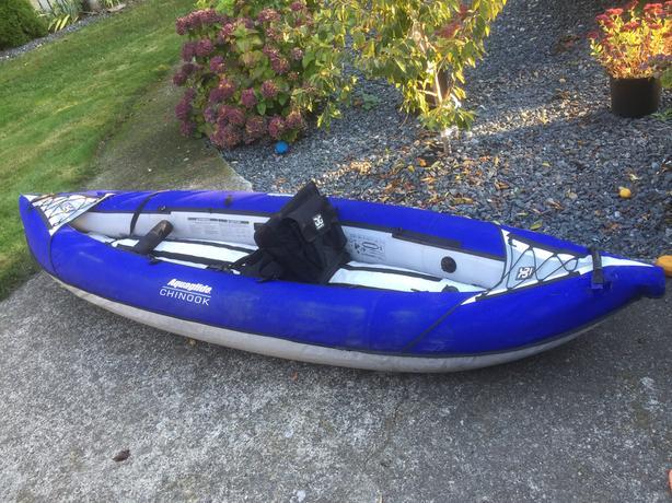 Necky Tesla kayak West Shore: Langford,Colwood,Metchosin,Highlands