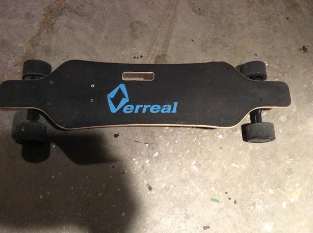Verreal V1 Electric skateboard Sooke, Victoria