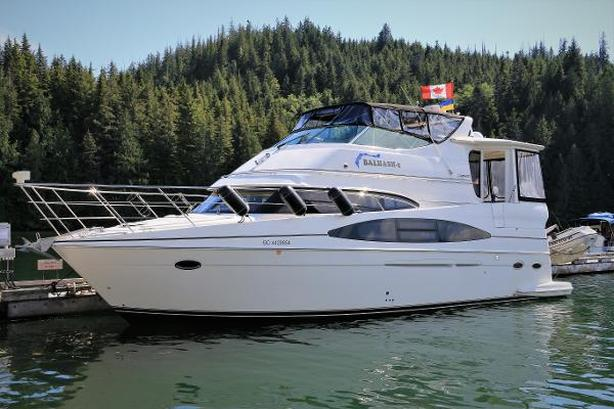 46 ft Carver 466 Motor Yacht