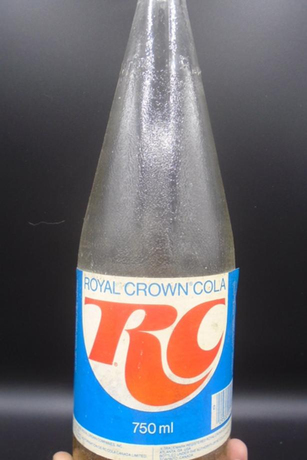 Rare 1970 39 S Vintage Rc Royal Crown Cola 30 Oz Soda Pop Bottle Summerside Pei Mobile
